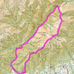 kowhai saddle map