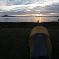 happy tent
