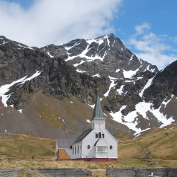 Grytviken church