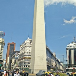 biggest obelisk in the world. Maybe