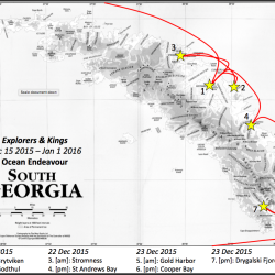 South Georgia Landings