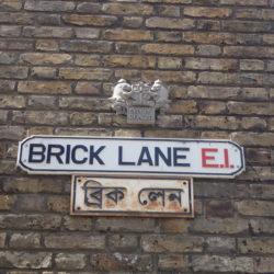 city of ronzo - brick lane