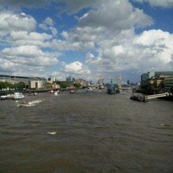 river liffey  - no - thames ;)