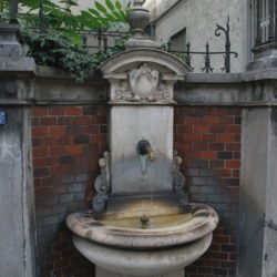 another zurich fountain