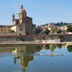 rower in Florence
