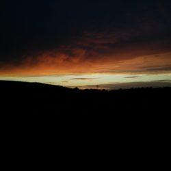 sunset from Myra